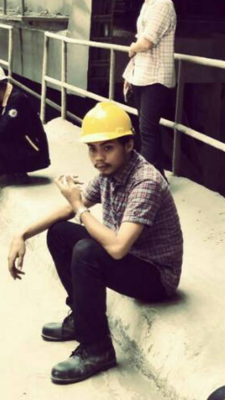 Ridho Kurniadi di PT Semen Padang