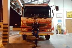 Yogie Yogendra di PetroChina International Jabung Ltd